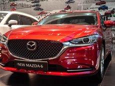 Mazda Nguyễn Trãi bán Mazda 6, sở hữu xe chỉ từ 889 triệu, ưu đãi lên đến 30 triệu