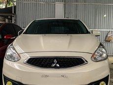 Bán ô tô Mitsubishi Mirage sản xuất năm 2017, màu trắng, giá tốt