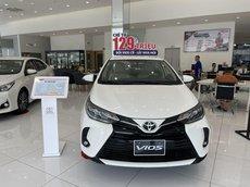 Mua xe Toyota Vios 2021, chỉ với 95tr đồng, tặng bảo hiểm vật chất, ưu đãi lớn