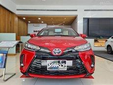 Toyota Yarris 2021 - giá tốt nhất Hà Nội - hỗ trợ vay vốn, xe đủ màu giao ngay