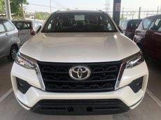 Toyota Fortuner 2.7V nhập Indonesia - màu trắng ngọc trai sản xuất 2021