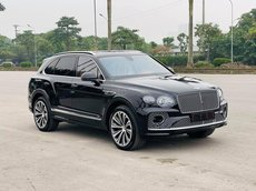 Bán Bentley Bentayga 2021 mới 100%