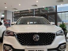 MG HS mới  2021, màu trắng, giá 819tr tặng 12 tháng bảo hiểm vật chất