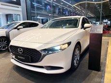 Xả kho Mazda 3 2020, ưu đãi tiền mặt 55tr, hỗ trợ lãi suất thấp, sẵn xe giao ngay