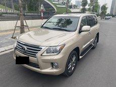 Bán xe LX 570 sản xuất 2012, cực mới