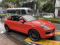 Porsche Cayenne Coupe 2021 nhập khẩu