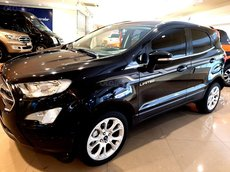 Ford Ecosport Titanium 1.5L đen 2019