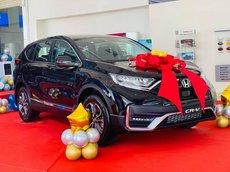 Bán xe tại Hà Giang - Honda CRV 2021 sẵn xe, đủ màu - giao ngay, ưu đãi khủng - tặng bảo hiểm, phụ kiện, tiền mặt lên đến 70tr đồng