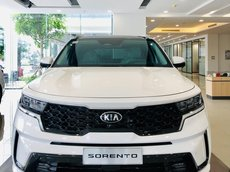 [Kia Bình Dương] Kia Sorento 2021 All New, xe sẵn, trả trước chỉ từ 325tr, giảm ngay 20tr và bảo hiểm thân vỏ 1 năm