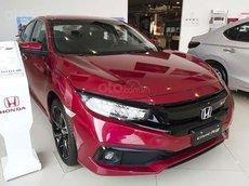 Bán ô tô Honda Civic RS 1.5 Turbo sản xuất năm 2021, màu đỏ, nhập khẩu nguyên chiếc, giá 934tr