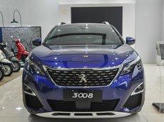 Bán Peugeot 3008 năm 2021, ưu đãi lên tới 48tr, xử lý hồ sơ xấu, hỗ trợ vay lên tới 80% giá trị xe