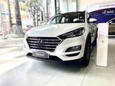 Hyundai Tucson 2021, tặng ngay bộ quà giá trị 10tr