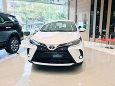 Toyota Yaris 2021, giao ngay, giá cực tốt trong tháng 4, hỗ trợ trả góp lên đến 85%