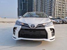 New Toyota Vios GR-S 2021 - Tặng 1 năm bảo hiểm vật chất, đủ màu, giao ngay, 220tr có xe