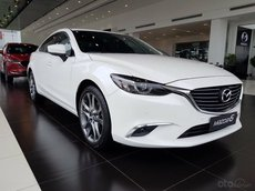 Mazda 6 2.0 Premium Facelift 2021 ưu đãi khủng - trả góp 85%