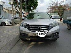 Bán Honda CR V sản xuất năm 2013, giá chỉ 579 triệu