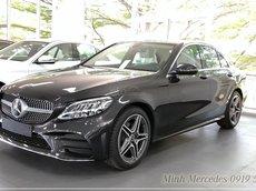 Sở hữu xe Mercedes-Benz C180 AMG màu đen, đời 2021, đẳng cấp chỉ với 5,5 triệu mỗi tháng