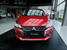 [Mitsubishi Attrage 2021] - giảm 50% thuế trước bạ - bộ quà tặng hấp dẫn - giá tốt, xe đủ màu giao ngay