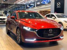 Mazda 3 All New 2021 giá tốt tháng 04, hỗ trợ vay 90%, tặng bảo hiểm vật chất