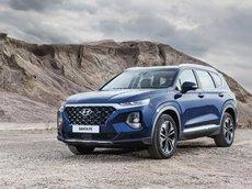Hyundai Miền Nam - Bán Hyundai Santa Fe 2021 giảm ngay 100tr, xe giao ngay đủ 6 màu, máy dầu cùng nhiều khuyến mại
