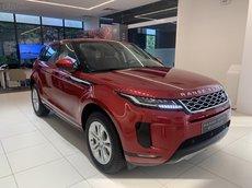 Range Rover Evoque S màu đỏ xe mới 100% xe sang cao cấp
