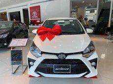 Bán Toyota Wigo 1.2 AT 2021, trả trước 110 triệu, giao ngay