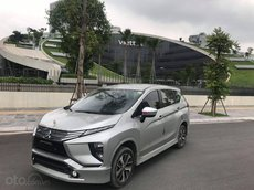 Bán Mitsubishi Xpander 1.5AT đời 2018, màu bạc, MPV 7 chỗ nhập khẩu