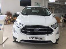 Ford Ecosport 2021 đủ màu - Hỗ trợ thuế trước bạ, giảm giá bằng tiền mặt kèm gói phụ kiện chính hãng hấp dẫn