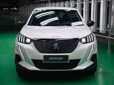 Bán Peugeot 2008 GT-Line, siêu ưu đãi lên đến 25tr, tặng phụ kiện xịn xò, trả góp lên đến 85%, giá rẻ nhất Hải Phòng