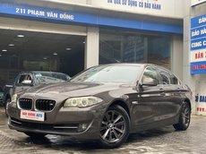 Bán BMW 523i sản xuất 2011, lăn bánh 90.000km, xe rất đẹp biển Hà Nội