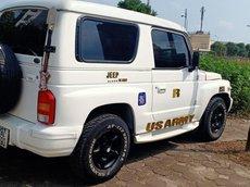 Cần bán xe Kia Jeep trắng chỉ 125 triệu