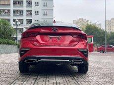 Cần bán lại xe Kia Cerato sản xuất 2019, màu đỏ còn mới