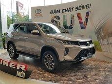 Toyota Fortuner năm 2021, ưu đãi lên tới 40 triệu, hỗ trợ trả góp, đăng ký lái thử, đủ màu