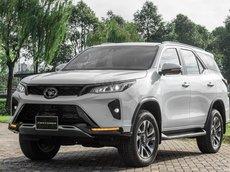 Bán Toyota Fortuner 2021 nhiều ưu đãi cực lớn, xe giao ngay