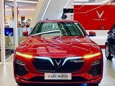 VinFast Lux A2.0 2021 bản nâng cao plus màu đỏ - có xe giao ngay năm 2021