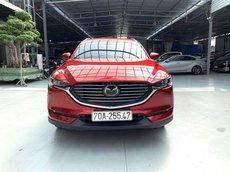 Bán Mazda CX 8 2.5AT Premium 2020 đỏ pha lê lướt 12.000 km, mới như xe hãng