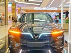 [Bình Dương] VinFast Lux A2.0 2021 bản cao cấp Premium màu đen 2021 - Có xe giao ngay, hỗ trợ 85% giá trị xe