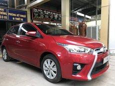 Bán xe Toyota Yaris 1.3, nhập Thái, số tự động, đời 2014