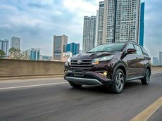 Toyota Hà Nội - Toyota Rush 1.5 2021, giá cạnh tranh dịp chào hè chỉ có trong tháng 5, đủ màu, giao ngay toàn quốc