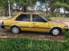 Cần bán gấp Nissan Sunny năm 1982, màu vàng