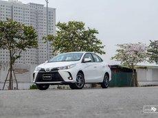 Toyota Vinh - Nghệ An bán xe Vios số sàn, giá rẻ nhất Nghệ An khuyến mãi khủng trả góp 80% lãi suất thấp