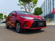 Toyota Yaris 2021, giao ngay, giá cực tốt trong tháng 5