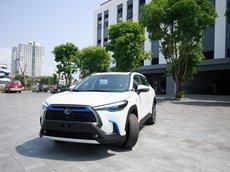 Toyota Corolla Cross 2021, ưu đãi cực khủng, giá tốt nhất thị trường