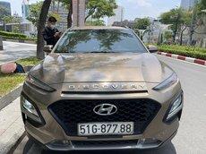 Xe Hyundai Kona 2.0AT 2019, màu nâu vàng