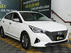 Hyundai Accent 1.4 AT Facelift 2020, hỗ trợ 100% trước bạ