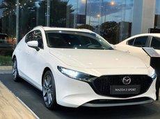 Bán ô tô Mazda 3 Sport 2.0 - ưu đãi giảm giá trực tiếp 100tr tiền mặt sản xuất năm 2021 2020, 745tr