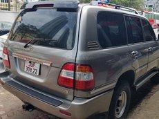 Cần bán xe Toyota Land Cruiser 2002 máy dầu, năm 2002, giá chỉ 980 triệu