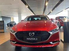 Mazda Biên Hòa bán all new Mazda 3 Luxury màu đỏ - xe giao ngay - tặng BHVC