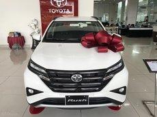 """Toyota Rush 1.5 AT 2021 130 triệu nhận xe, giảm 25 triệu + tặng """"gói bảo hiểm vàng 8tr 686"""" ngay tháng 9"""