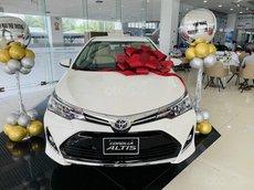 [Ưu đãi ngập tràn] Toyota Corolla Altis 2021 trả trước 150tr nhận ngay xe, giảm giá lên đến 25 triệu, giao xe toàn quốc